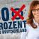 80 Prozent für Deutschland zur Bundestagswahl 2017