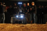 Der Rover space-bot 21 der Hochschule 21 aus Buxtehude im Einsatz. Foto: DLR German Aerospace Center/flickr (CC BY 2.0)