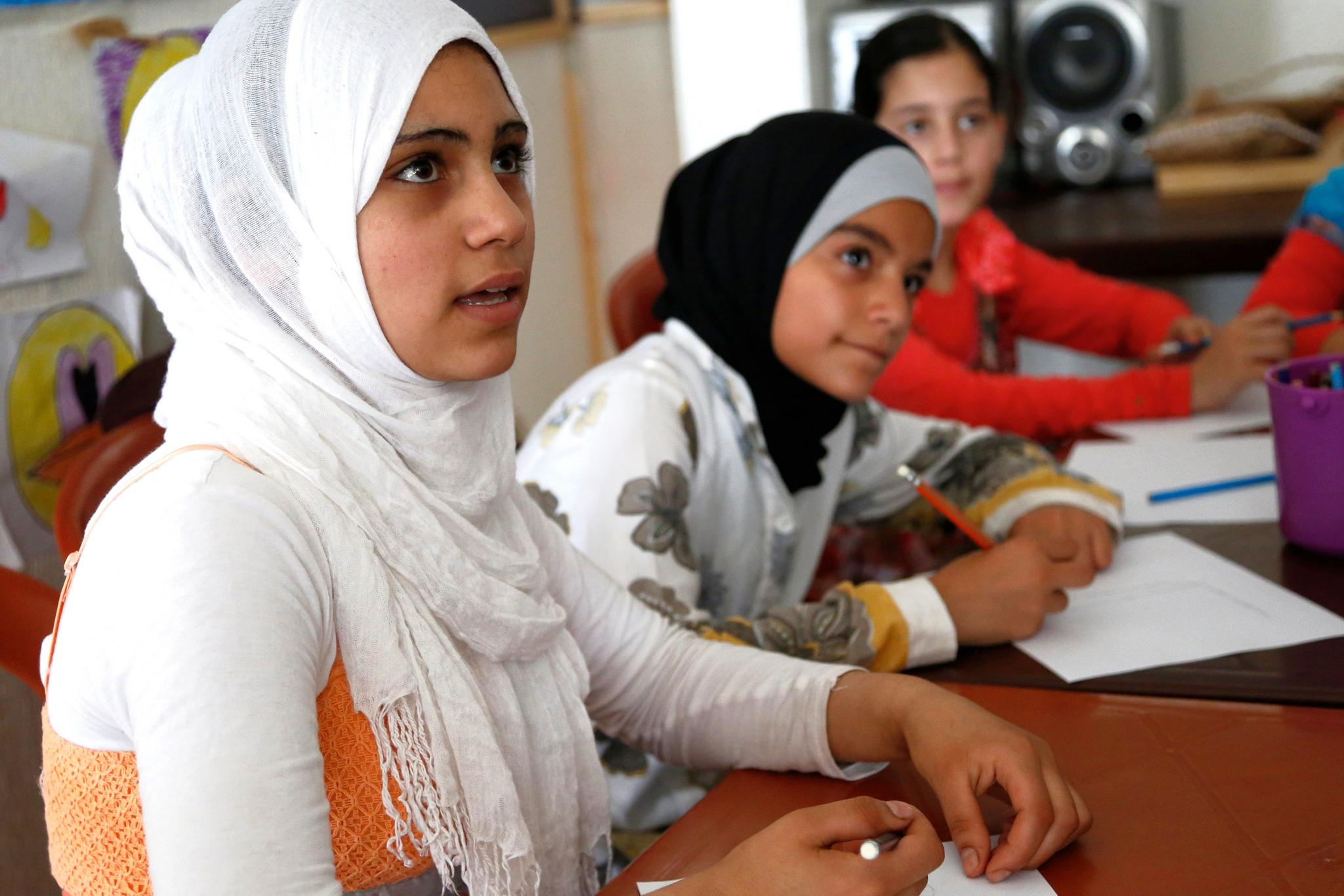 Sachverständigenrat warnt: Flüchtlingskinder nicht in Problemschulen abladen