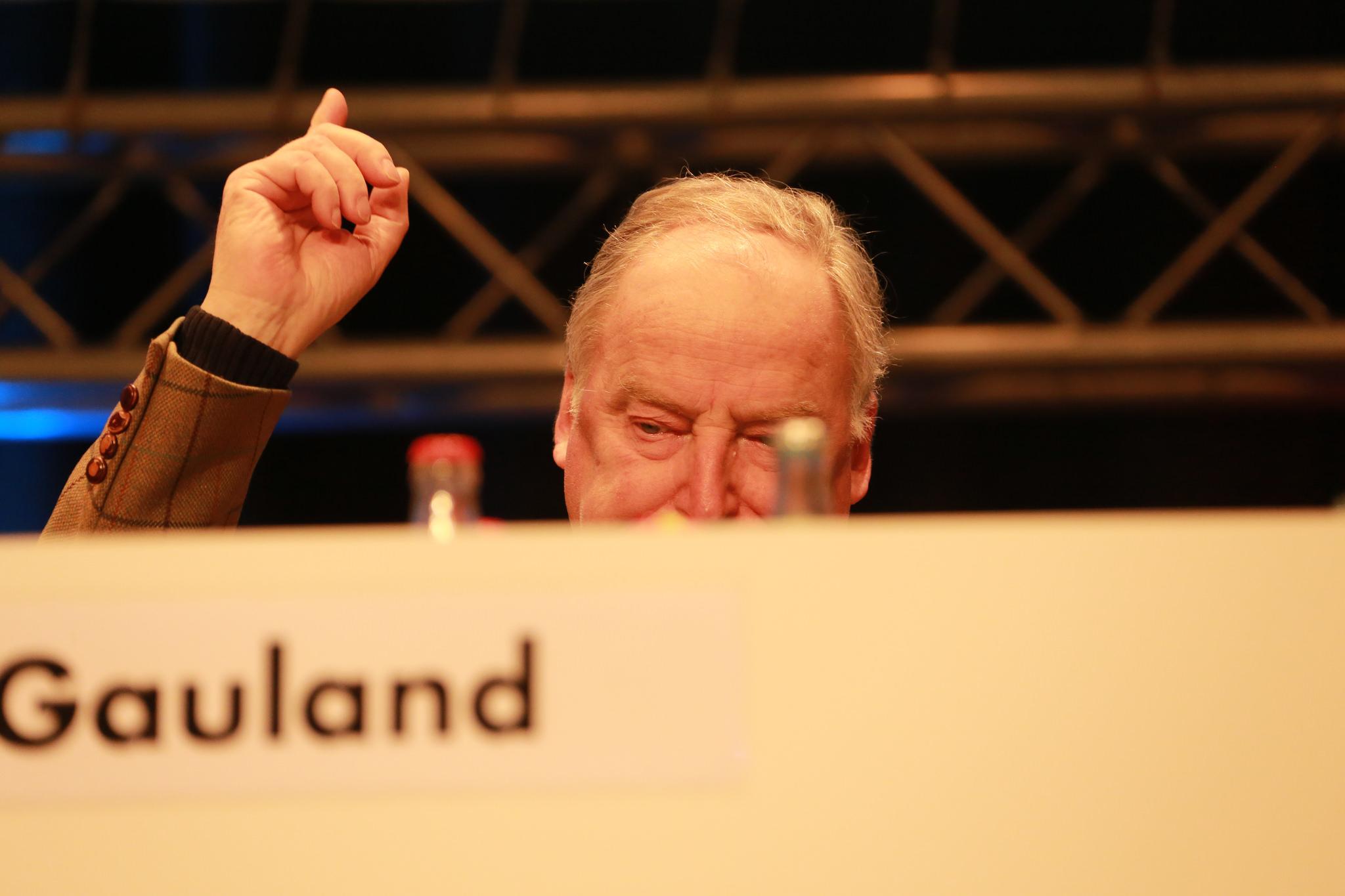 Teilt gerne aus: AfD-Vize Alexander Gauland. Foto: Metropolico.org / flickr (CC BY-SA 2.0)