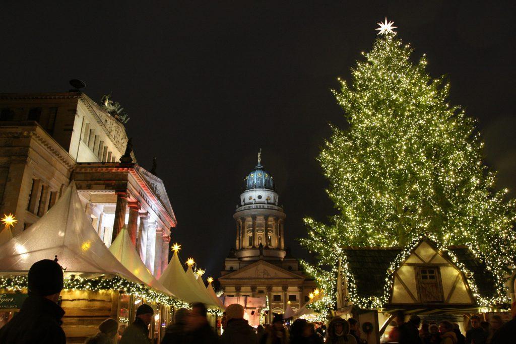 Oh du fröhliche ... Weihnachten in Berlin. Foto: yeowatzup / flickr CC BY 2.0)