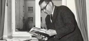 Der Historiker Georg Eckert gründete 1953 das nach ihm benannte Institut für Schulbuchforschung in Braunschweig. Foto: Georg-Eckert-Institut