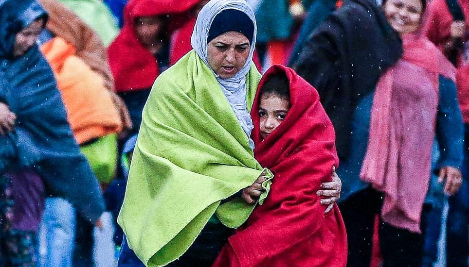 Schießen auf flüchtende Mütter? Die AfD hat am Wochenende für einen Tiefpunkt der politischen Kultur in Deutschland gesorgt. Foto: Freedom House / flickr / Public Domain Mark 1.0