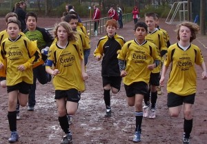 Sport macht in der Schule offenbar leistungsfähiger. Foto: