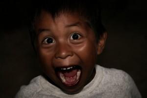Schon im Kindergarten beginnen Kinder damit, Witze zu erzählen. Foto: Xeubix / Flickr (CC BY 2.0)