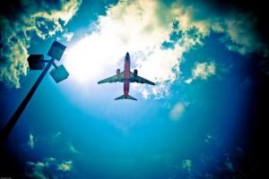 Wie fliegen wir in Zukunft? Foto: Vox Efx / Flickr (CC BY 2.0)