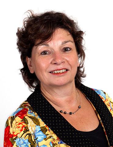 Ex-Schulsenatorin Christa Goetsch (Grüne) ist gerade 60 geworden. (Foto: Christoph Braun/Wikimedia CC0 1.0)