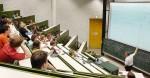 Auch heute haben die Universitäten wieder mit übervollen Hörsaalen zu kämpfen.