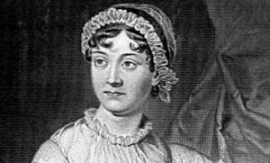 Die Schriftstellerin Jane Austen auf einem Porträt von 1873. (Foto: Wikimedia)