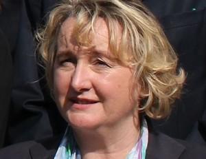 Baden-Württembergs Wissenschaftsministerin Theresia Bauer