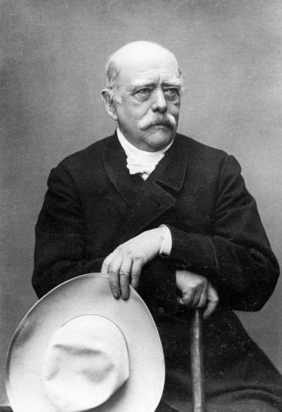 Otto von Bismarck 1881. (Foto: Bundesarchiv, Bild 146-1990-023-06A / CC-BY-SA)