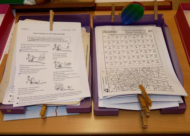Begutachtung von Materialien sollen Lehrern helfen, sich zu orientieren; Foto: Dieter Schütz / pixelio.de