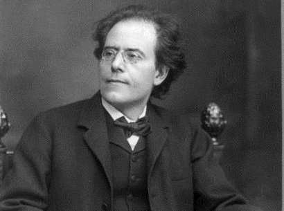 Gustav Mahler 1909 . (Foto: Wikimedia/gemeinfrei)