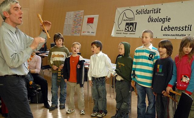Vor allem an Regelschulen kann der Bedarf an Musiklehrern häufig nicht mehr mit geeigneten Bewerbern gedeckt werden. Foto. g.pleger / flickr (CC BY-SA 2.