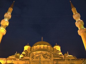 Die Blaue Moschee in Istanbul. Foto: MiGowa / Flickr (CC BY 2.0)