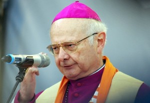 """""""Großeltern sind ein Segen"""": der Freiburger Erzbischof Zollitsch. Foto: Presse.Nordelbien / Flickr (CC BY 2.0)"""