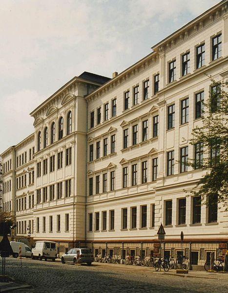 Einer der berühmtesten Schüler der Thomasschule in Leipzig war der Komponist  Richard Wagner. (Foto: Wikimedia CC BY-SA 3.0)