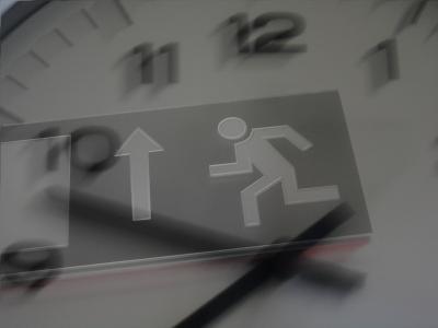 Wissenschaftler: Zeitknappheit macht Bildung unmöglich; Foto: Gerd Altmann / pixelio.de