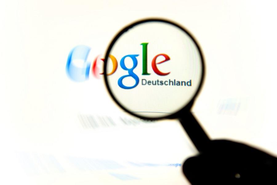Seriöse Informationsquelle? Die Suchmaschine Google. Foto: Alexander Klaus / pixelio.de