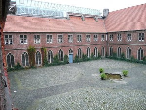Das Kloster Frenswegen in Nordhorn; Foto: Heribert Duling/Wikimedia Commons