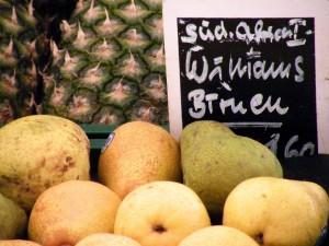 Frauen essen mehr Obst und Gemüse als Männer. (Foto. Barockschloss/Flickr CC BY 2.0)