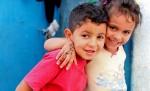 Unicef hilft Kindern weltweit - auch diesen beiden in Tunesien. Foto: Foto: © UNICEF/SWIT2012-0002/Pirozzi