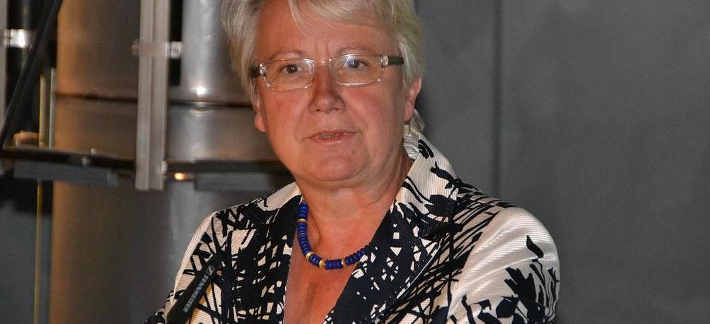 Sie hat das Vertrauen von Bundeskanzlerin Angela Merkel (CDU): Bundesbildungsministerin Anette Schavan (CDU): Foto: mueritz / Flickr (CC BY-SA 2.0)