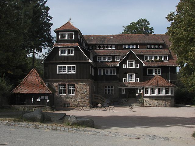 Goethehaus der Odenwaldschule; Foto: Mussklprozz / Wikimedia Commons (CC BY-SA 3.0)
