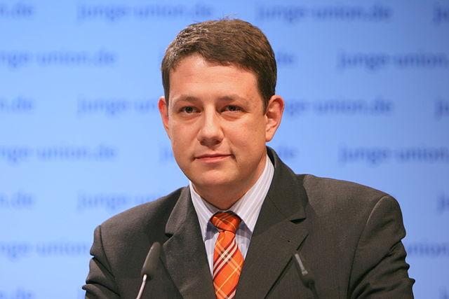 Mit dem Mindestlohn hat sich Philipp Missfelder mittlerweile angefreundet. (Foto: Jacquez/Wikimedia CC BY 3.0)