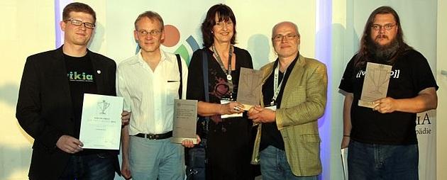 Wikipedia hat zum ersten Mal Autoren und Projekte mit Preisen geehrt. (Foto:© Raimond Spekking / CC-BY-SA-3.0 via Wikimedia Commons)