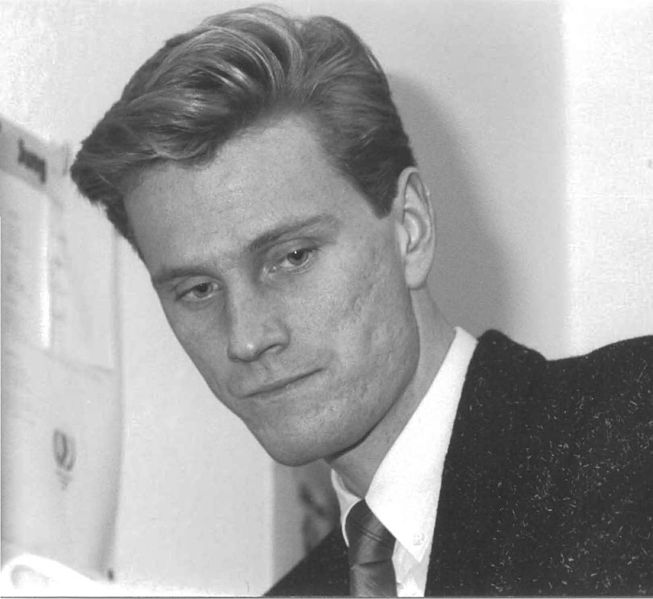 Der junge Guido Westerwelle (hier auf einem Foto von 1982) musste einen Umweg über die Realschule machen. Foto: Olaf Kosinsky / Wikimedia Commons (CC BY-SA 3.0)