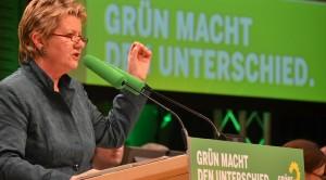 Die Angleichung der Ausbildungszeiten laufe auf eine gleichartige Besoldung aller Lehrer hinaus: NRW-Schulministerin Sylvia Löhrmann. Foto: Grüne NRW / Flickr (CC BY-SA 2.0)