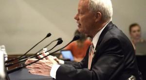 """""""Lügen direkt aus der Hölle"""": Der US-Abgeordnete Paul Broun. Foto: USDAgov / Flickr (CC BY 2.0)"""