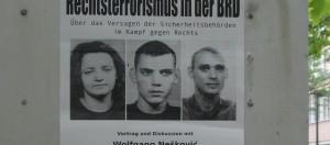 Einige aktuelle Fragen - etwa das Versagen der Geheimdienste bei der Aufklärung der NSU-Mordserie - wollen die Jenaer Wissenschaftler zunächst den parlamentarischen Untersuchungsausschüssen überlassen. Foto: quapan / Karl-Ludwig G. Poggemann / Flickr (CC BY 2.0)