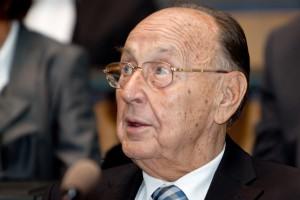 Der Ex-Außenminister und FDP-Urgestein ist heute 85 Jahre alt. (Foto: KAS/Flickr CC BY 2.0)