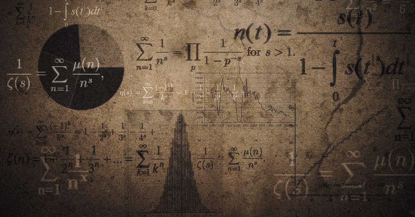 Mathematik gehört für viele Menschen nicht zur Allgemeinbildung - dabei benötigt man sie täglich. Illustration: Tom Brown / flickr (CC BY 2.0)