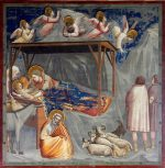 Die Geburt Jesu, dargestellt in der Capella dei Scrovegni - Padua. (Foto:José Luiz Bernardes Ribeiro / Wikimedia/ CC-BY-SA 4.0)