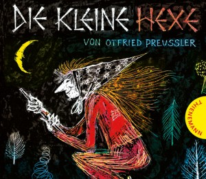 """Der Text """"die kleine Hexe"""" ist von 1957. (Cover: PR/Thinemann-Verlag)"""