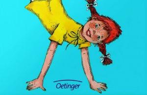 """Pippi Langstrumpfs Vater durfe nicht länger """"Negerkönig"""" sein. Bild: Oetinger-Verlag"""