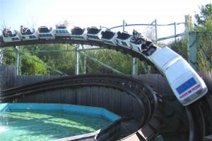 Einer der bekanntesten Freizeitparks in Bayern: der Allgäuer Skyline Park. Foto: Rufus46 / Wikimedia Commons (CC BY-SA 3.0)
