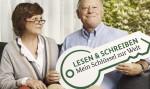"""Kampagnenfoto """"Lesen & Schreiben - Mein Schlüssel zur Welt"""""""