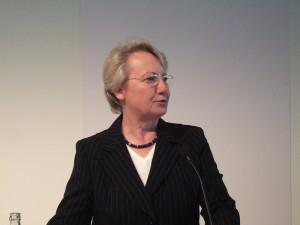 Ärger in der Heimat: Bundesbildungsministerin Annette Schavan stammt aus Baden-Württemberg. Dort wird besonders heftig diskutiert. Foto: Andreas Schepers / Flickr (CC-BY-2.0)