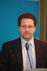 Andreas Scheuer gerät wegen seines Titels aus prag in Bedrängnis. (Foto: J. Patrick Fischer/Wikimedia CC BY-SA 3.0)