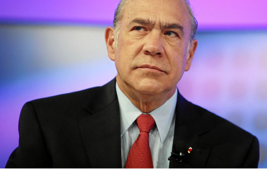 Unerwartetes Lob: OECD-Generalsekretär Angel Gurria. Foto: World Economic Forum / Wikimedia Commons (CC BY-SA 2.0)