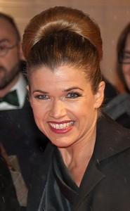 Die Entertainerin Anke Engelke auf dem Berlin-Film-Festival 2010. ( Foto: Sibbi/Wikimedia CC BY 3.0)
