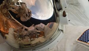 Wie fühlt sich Schwerelosigkeit an? Bremener Schüler können das jetzt im Forschungslabor herausfinden.  Foto: NASA Goddard Space Flight Center / Flickr