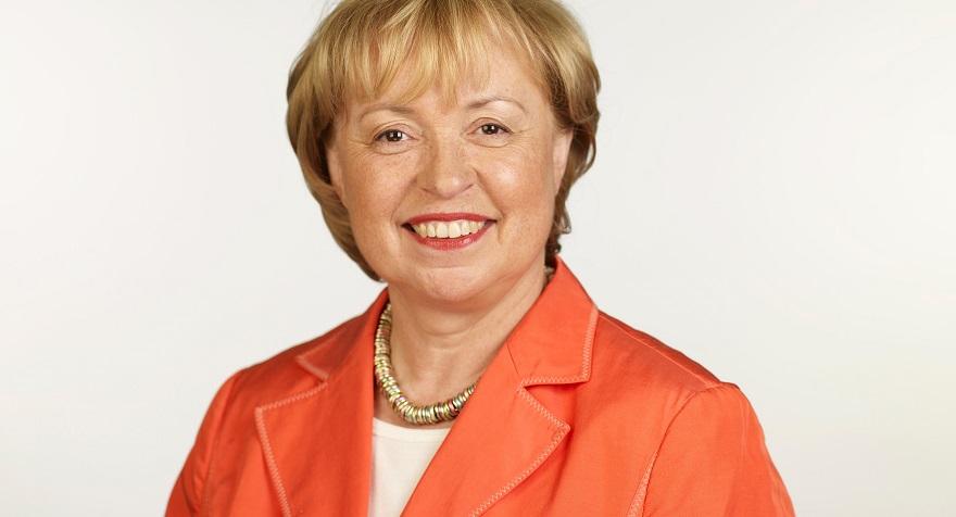 Warnt vor wachsenden Sprachproblemen von Einwandererkindern: Maria Böhmer (CDU), Integrationsbeauftragte der Bundesregierung. Foto: Laurence Chaperon, Wikimedia (CC BY-SA 3.0 DE)