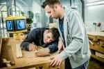 """Preis der Jury"": Berufsschule - Don Bosco - Beratungszentrum Würzburg Fotos: Robert Bosch Stiftung / Theodor Barth"