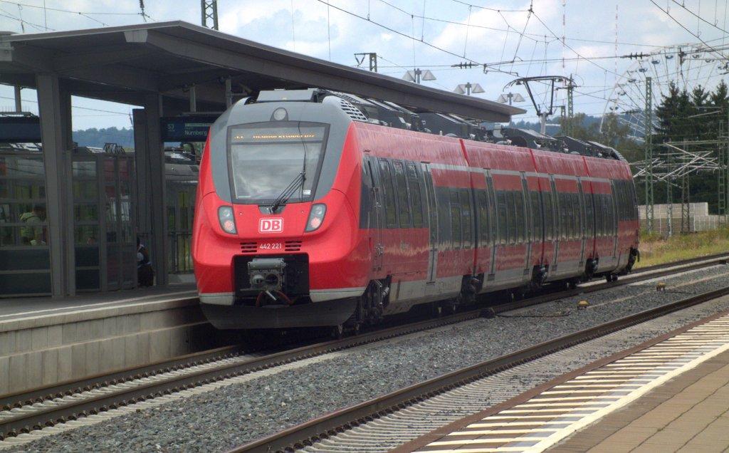 Zunächst fuhr der Junge mit dem Zug von Schleswig nach Hamburg. Erst in Lörrach endete seine Flucht. Foto. Ivanowitsch / Wikimedia Commons (CC BY-SA 3.0)