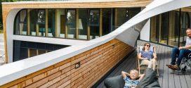 Ein Angebot insbesondere für Inklusions-Klassen: die neue barrierearme Jugendherberge Bayreuth